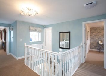 Thumbnail 5 bed detached house for sale in Berkeley Close, South Cerney, Cirencester