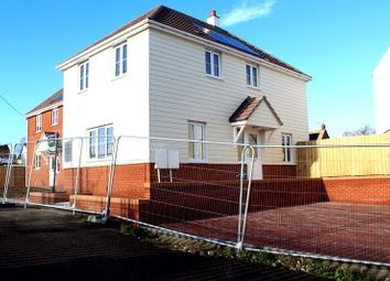 Thumbnail 3 bed detached house for sale in Station Road, Kirby Cross, Frinton-On-Sea
