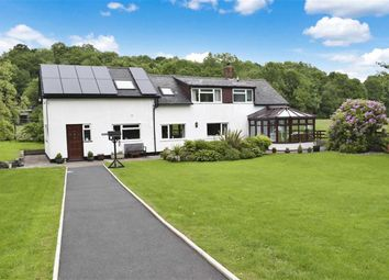 Thumbnail 4 bed cottage for sale in Walk Mill, Pontdolgoch, Caersws, Powys