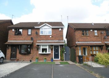 Thumbnail 2 bed semi-detached house for sale in Dudley, Netherton, Round Street
