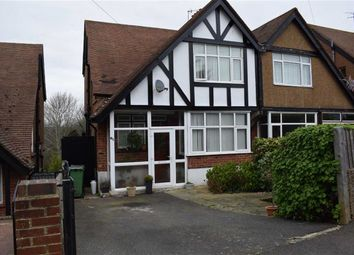 Thumbnail 3 bed semi-detached house for sale in Amherst Road, Hastings, East Sussex