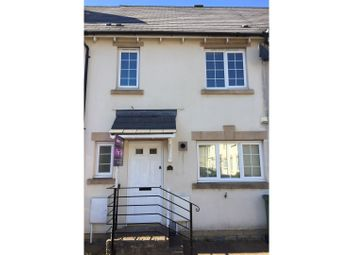 Thumbnail 3 bed terraced house for sale in Temeraire Road, Plymouth