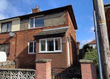 2 bed semi-detached house for sale in Osbourne Avenue, Carlisle, Carlisle CA2
