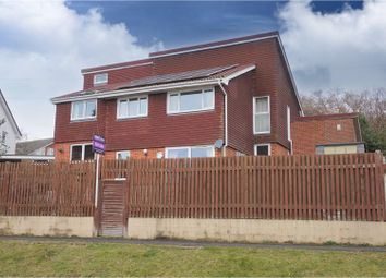 Thumbnail 5 bed detached house for sale in Grebe Close, Alton