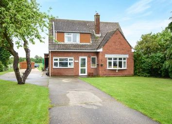 Thumbnail 3 bed detached house for sale in Lowthorpe, Southrey, Lincoln, Lincolnshire