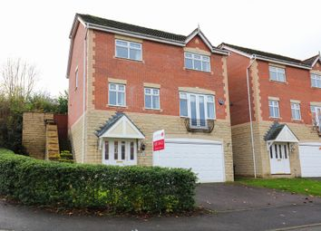 Thumbnail 4 bedroom detached house for sale in Moorthorpe Rise, Owlthorpe, Sheffield