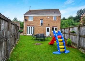 Thumbnail 3 bed detached house for sale in Birchin Walk, Mansfield