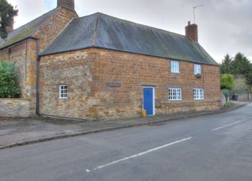 Thumbnail 2 bed cottage for sale in Main Street, Middleton, Market Harborough