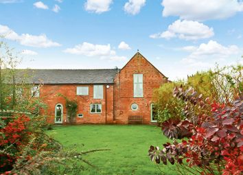 Thumbnail 4 bed barn conversion for sale in Manor Farm Barns, High Offley, Stafford