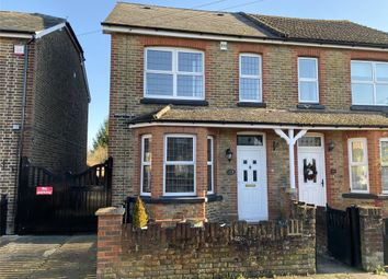 Thumbnail Semi-detached house to rent in Albury Road, Merstham, Redhill, Surrey