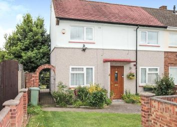 Thumbnail 2 bed terraced house to rent in Stuart Close, Pilgrims Hatch, Brentwood