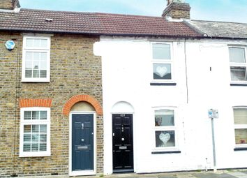 Thumbnail 2 bedroom terraced house to rent in Albert Road, Bexley