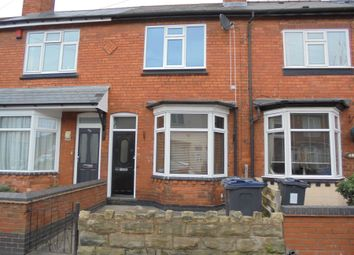 Thumbnail 2 bed terraced house to rent in Blythswood Road, Tyseley, Birmingham