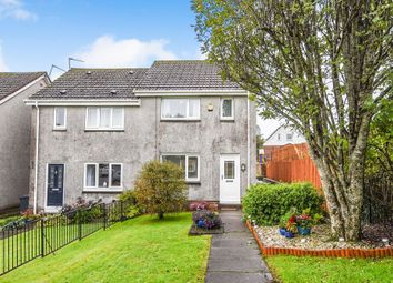 Thumbnail 3 bed semi-detached house for sale in Glen Falloch Crescent, Neilston, Glasgow