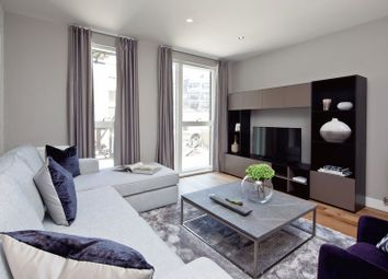 Thumbnail 4 bed flat to rent in Whiston Road, Haggerston Road