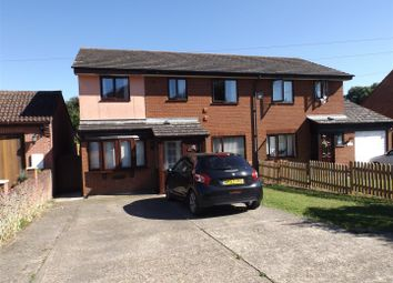 Thumbnail 4 bed semi-detached house for sale in Brooksfield, Bildeston, Ipswich