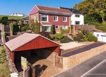 Thumbnail 5 bed detached house for sale in Maes-Y-Coed, The Knap, Barry