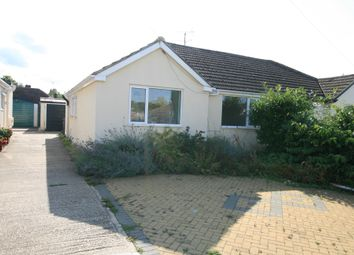 Thumbnail 2 bed detached bungalow to rent in Chaucer Close, Canterbury