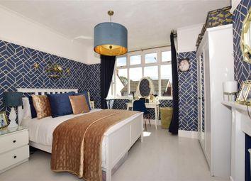 Malling Road, Snodland, Kent, Kent ME6. 3 bed semi-detached house