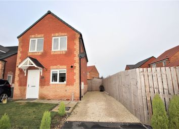 Thumbnail 3 bed terraced house for sale in Griffin Road, New Ollerton, Newark