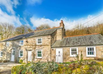 Thumbnail 4 bed cottage for sale in Stithians, Truro