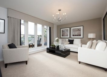 "Thumbnail 3 bedroom terraced house for sale in ""Hinton"" at Boroughbridge Road, Knaresborough"