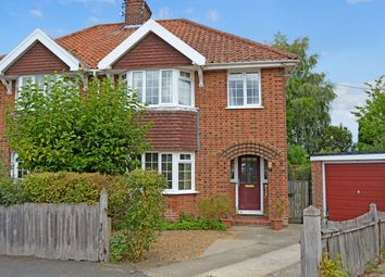 Thumbnail 3 bed semi-detached house for sale in Crowfoot Gardens, Beccles