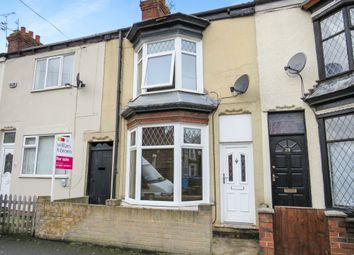 Thumbnail 1 bed terraced house for sale in Montrose Street, Hull