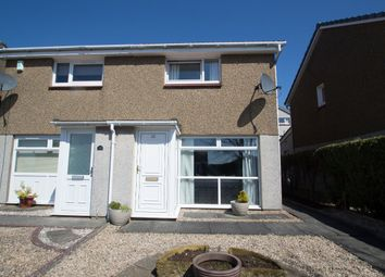 Thumbnail 2 bed semi-detached house for sale in Douglas Drive, Dunfermline