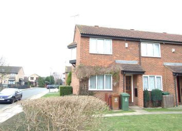 Thumbnail 2 bed end terrace house to rent in Halifield Drive, Belvedere