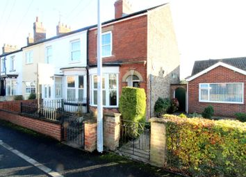 Thumbnail 2 bed end terrace house for sale in West Promenade, Driffield