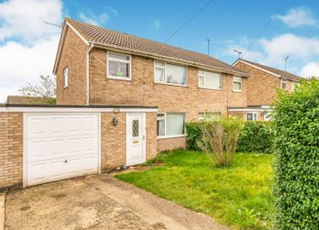 Thumbnail 3 bed semi-detached house to rent in Selwyn Road, Stamford