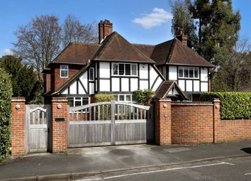 Thumbnail 5 bed detached house for sale in Grove Road, Beaconsfield