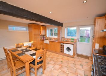Thumbnail 3 bed semi-detached house for sale in Church End, Roade, Northampton