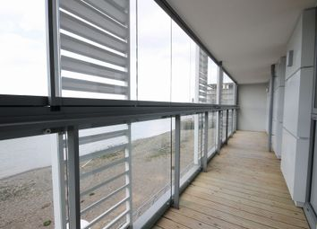Thumbnail 3 bed flat to rent in Canary View, 23 Dowells Street, New Capital Quay, Greenwich, London