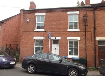 Thumbnail 4 bed end terrace house to rent in Waveley Road, Coventry