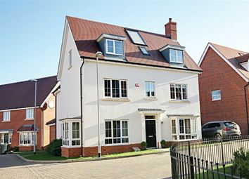 Thumbnail 5 bedroom detached house for sale in 1 Chapmans Close, Little Canfield, Dunmow, Essex
