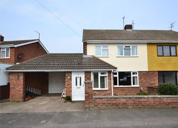 Thumbnail 3 bed semi-detached house to rent in Sunnybank, St Neots, Cambridgeshire