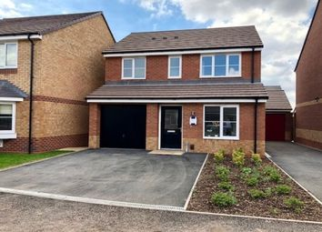 Thumbnail 3 bed detached house to rent in Stafford
