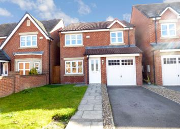 Thumbnail 3 bedroom detached house for sale in The Brambles, New Hartley, Whitley Bay