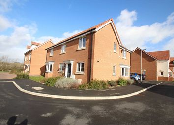 Thumbnail 4 bed detached house for sale in Helliker Close, Hilperton, Wiltshire