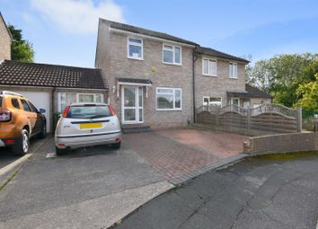 Thumbnail 3 bed semi-detached house for sale in Poplar Close, Warmley, Bristol