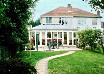 Thumbnail 3 bed semi-detached house to rent in Oakhill Road, Ashtead, Surrey
