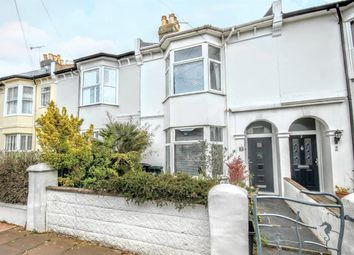 Reigate Road, Brighton BN1. 3 bed terraced house for sale