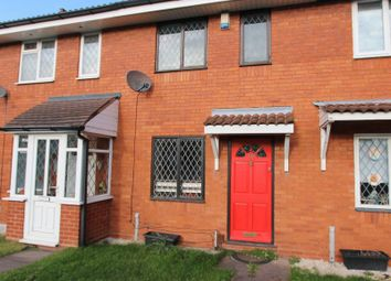 Thumbnail 2 bedroom terraced house to rent in Barns Lane, Rushall, Walsall
