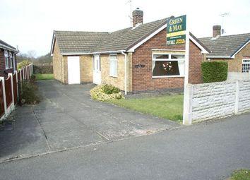 Thumbnail 2 bed detached bungalow for sale in Peak View, South Normanton, Alfreton