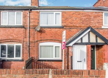 Thumbnail 2 bed terraced house for sale in Queen Mary Street, Maltby, Rotherham