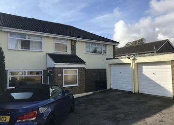 Thumbnail 4 bed semi-detached house for sale in Eastmead Court, Standens Barn, Northampton