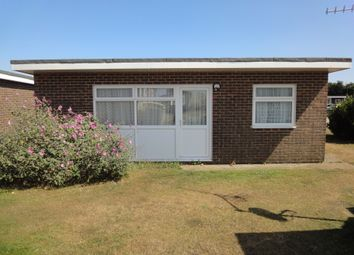 Thumbnail 2 bedroom mobile/park home for sale in Romney Sands Holiday Park, The Parade, Greatstone