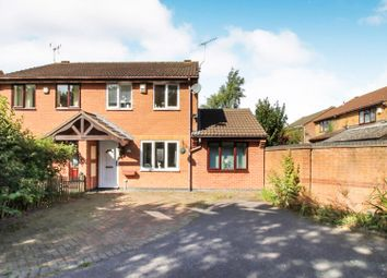 4 bed semi-detached house for sale in Hubbard Close, Whetstone LE8